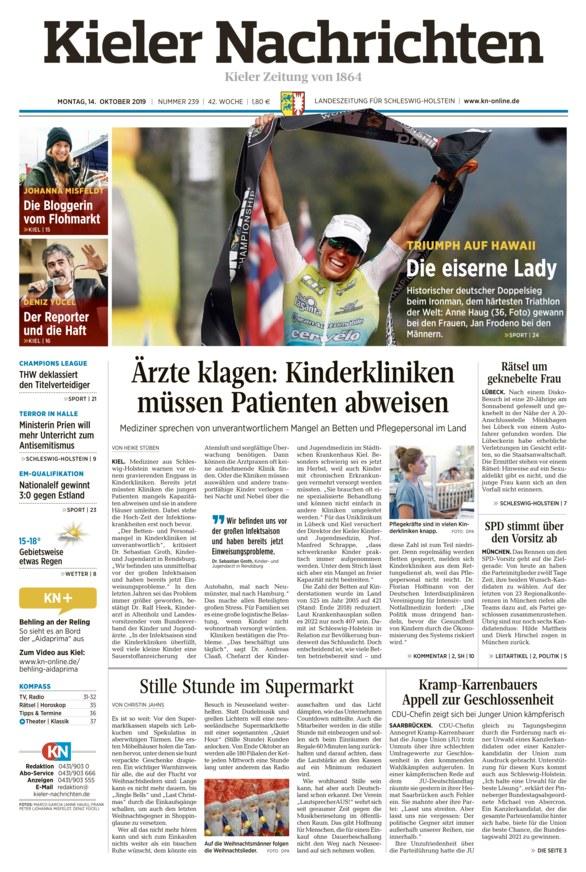 Kieler Nachrichten De