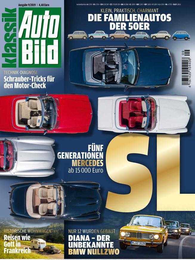 Auto Zeitschrift