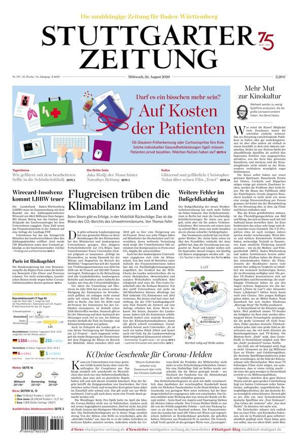 E Paper Mittelbayerische Zeitung