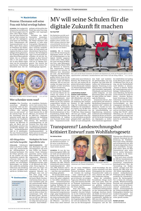Mecklenburger Zeitung