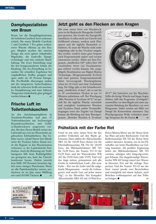 Fein Traum Küche Und Bad Magazin Ideen - Küchenschrank Ideen ...
