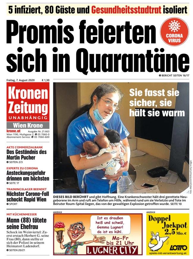 Krone österreich Zeitung