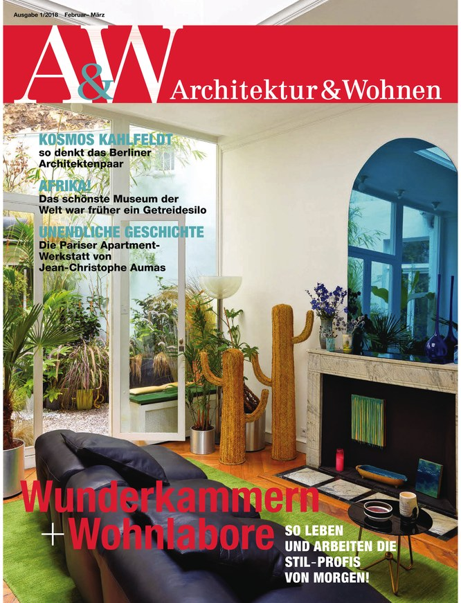 Architektur U0026 Wohnen   Zeitschrift Als EPaper Im IKiosk Lesen