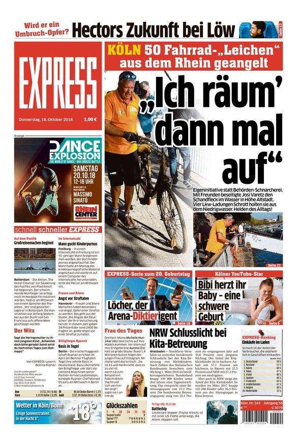 Nachrichten Köln Express