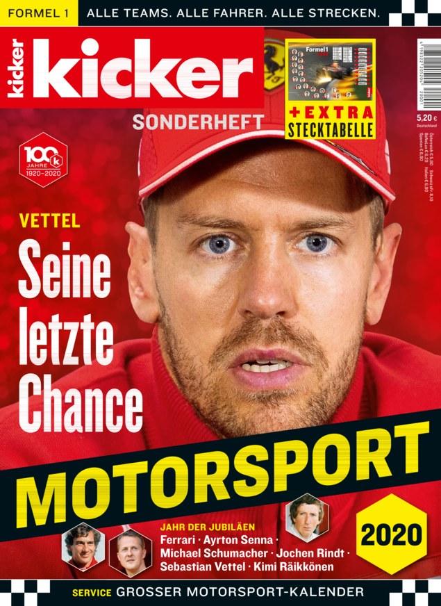 Kicker Formel 1