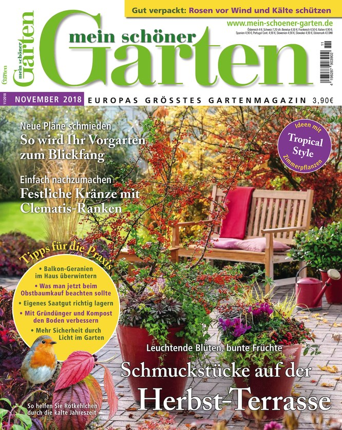 Mein schöner Garten - Zeitschrift als ePaper im iKiosk lesen