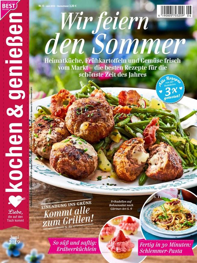 076392a5ff Kochen und Genießen - Zeitschrift als ePaper im iKiosk lesen
