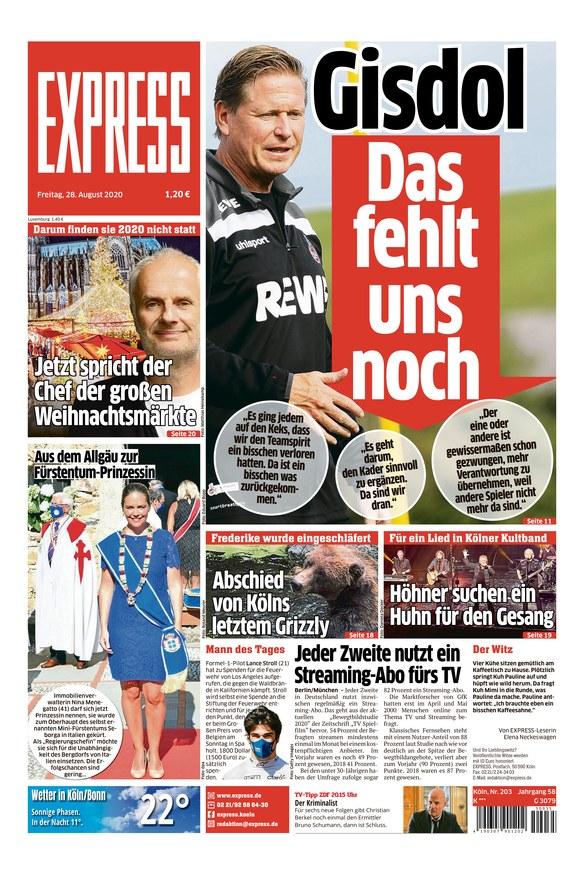 Www Express Zeitung Köln De