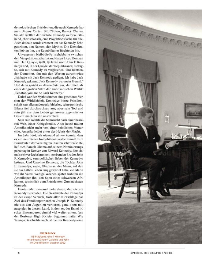Spiegel biografie vom als epaper im ikiosk lesen for Spiegel 06 2018
