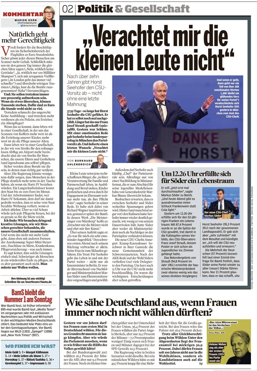 Bild Zeitung Bild