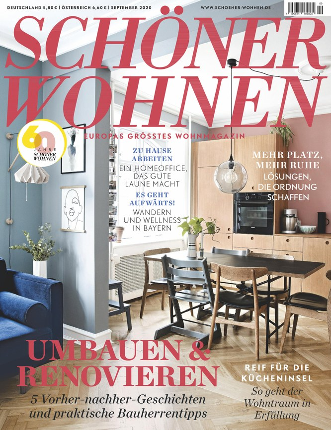 Schoner Wohnen Zeitschrift Als Epaper Im Ikiosk Lesen