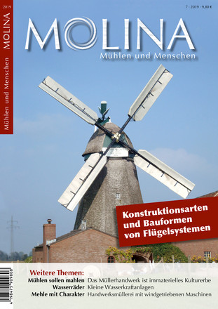 Molina. Mühlen und Menschen  - ePaper;