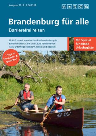 Brandenburg für alle. Barrierefrei reisen - ePaper;