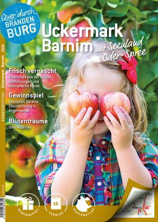 Ferienzeitung Uckermark und Barnim mit Seenland Oder-Spree - ePaper;