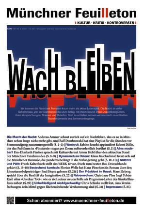 Münchner Feuilleton - ePaper;