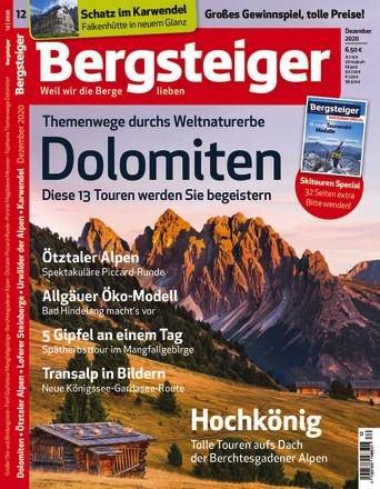 BERGSTEIGER - ePaper;