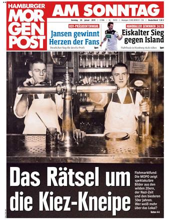 Hamburger Morgenpost am Sonntag - ePaper;
