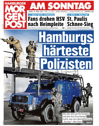 Hamburger Morgenpost am Sonntag