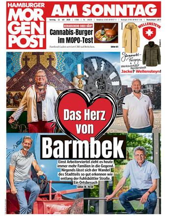 Hamburger MoPo am Wochenende - ePaper;