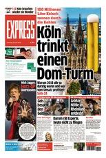 Köln Express Heute