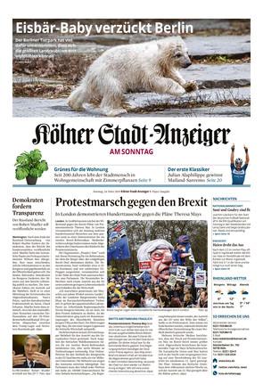 Kölner Stadt-Anzeiger - ePaper;