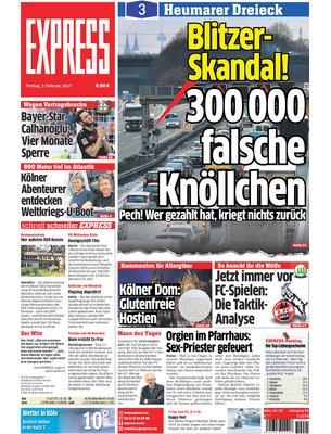 Kölner Express Zeitung
