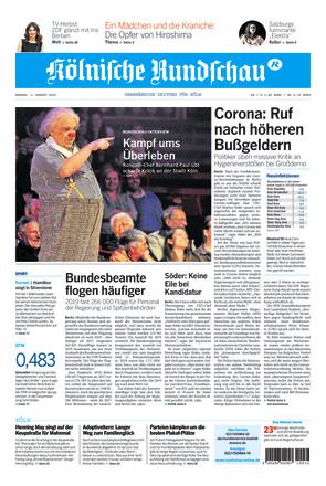 Kölnische Rundschau - ePaper;