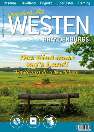 Quer durch Brandenburg: Westen - ePaper;