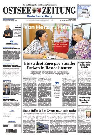 Ostsee-Zeitung - ePaper;