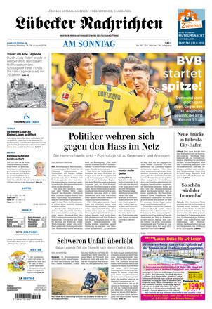 Lübecker Nachrichten - ePaper;