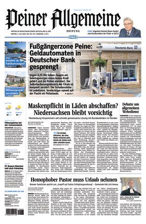 Peiner Allgemeine Zeitung - ePaper;