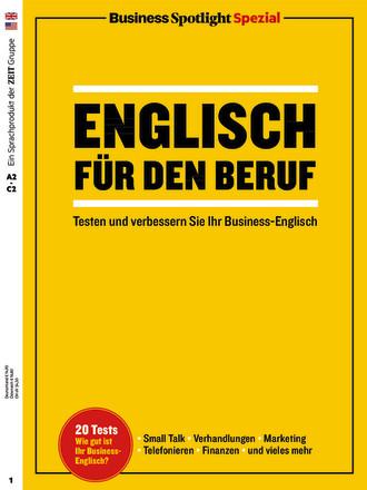 Business Spotlight Spezial – Englisch für den Beruf - ePaper;