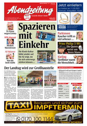 Abendzeitung München - ePaper;