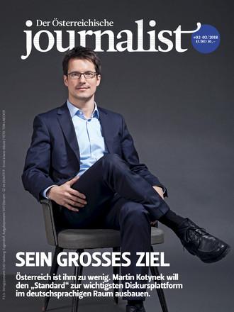 Der österreichische Journalist - ePaper;