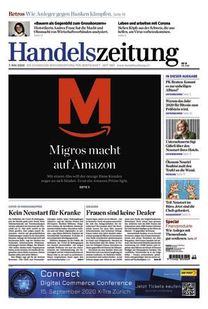 Handelszeitung - ePaper;