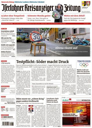 IKZ Iserlohner Kreisanzeiger und Zeitung - ePaper;