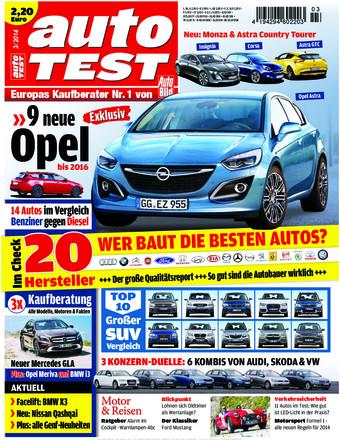 AUTO TEST - der Kaufberater - ePaper;