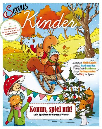 Servus Kinder - ePaper;