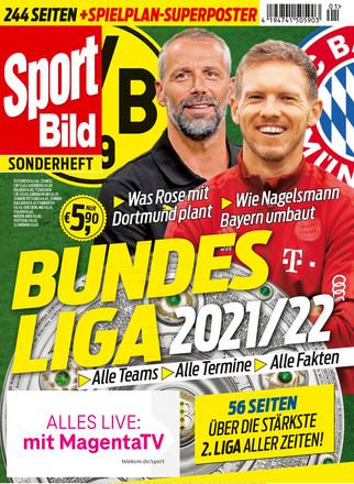 SPORT BILD Sonderheft Fussball Bundesliga - ePaper;