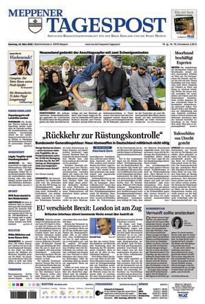 Meppener Tagespost - ePaper;