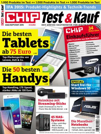 CHIP Test & Kauf - ePaper;