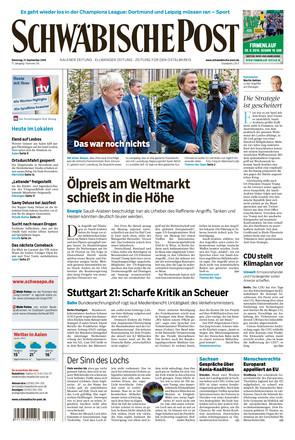Schwäbische Post - ePaper;