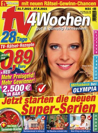 TV 4 Wochen - ePaper;