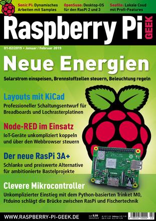 Raspberry Pi Geek - ePaper;