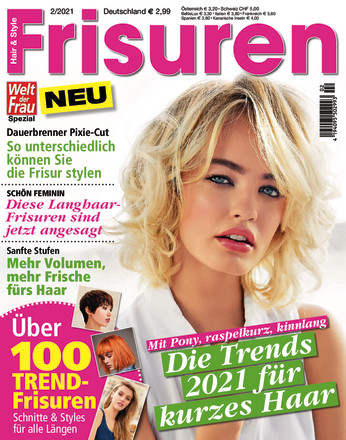 Welt der Frau Frisuren - ePaper;