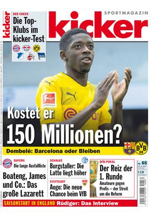 kicker Abo - ePaper;