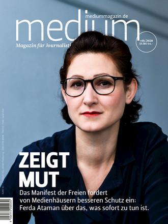 medium magazin - ePaper;