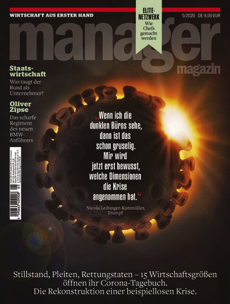 manager magazin - ePaper;