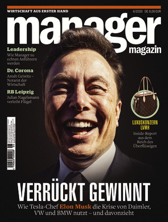 manager magazin - ePaper;