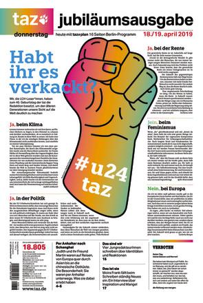 taz. die tageszeitung - ePaper;